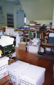 Peggy Reiff Miller's office
