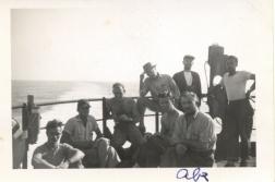 Seagoing Cowboy Abraham Reiff