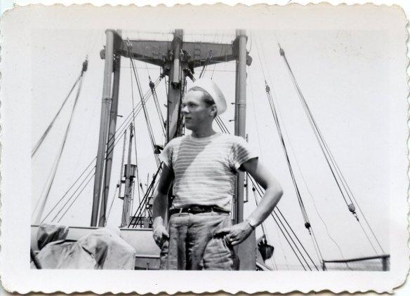 Seagoing Cowboy Wayne Zook
