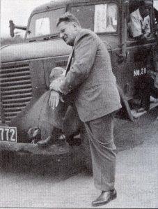 M.R. Zigler, Executive Secretary of the Brethren Service Committee