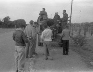 Touring Palestine