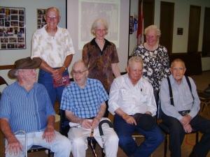 Okanogan County, WA, seagoing cowboys