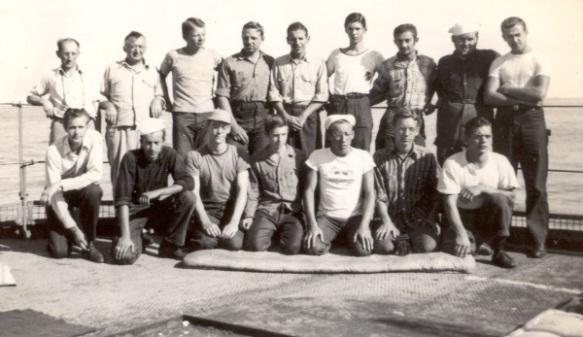 Stephen R. Mallory crew