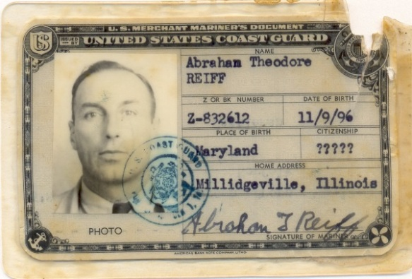 Seaman's card