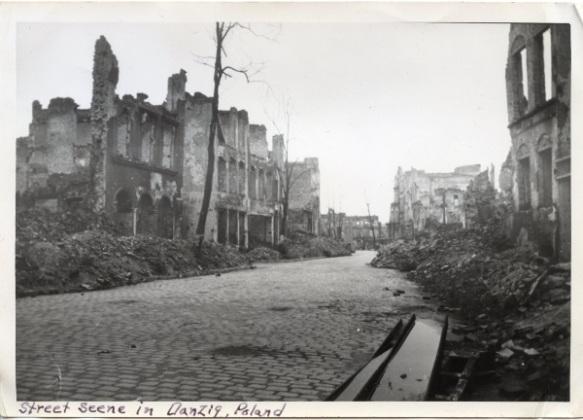 Ruins of Danzig