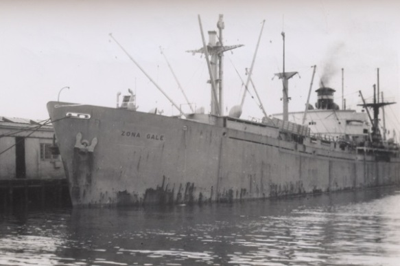 WWII mule carrier Zona Gale