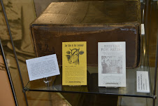 Heifer Project brochures on display at the Upper Silesia Museum. Photo courtesy of Oberschesisches Landesmuseum.